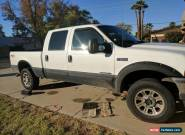 2001 Ford F-250 fx-4 for Sale