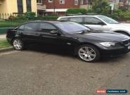 BMW 320I E90 SEDAN BLACK for Sale