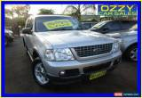 Classic 2004 Ford Explorer UZ XLT (4x4) Silver Automatic 5sp A Wagon for Sale