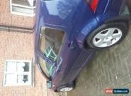 2002 VOLKSWAGEN GOLF  Mk4 GT TDI BLUE for Sale