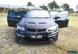 Classic 2010 Phantom Black Holden Clubsport GXP for Sale