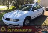 Classic Mitsubishi 2000 Magna White Sedan Automatic for Sale