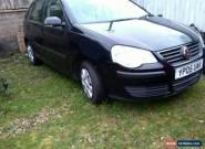 2005 vw polo 1.2,5 doors, 65000 miles,Mot for Sale