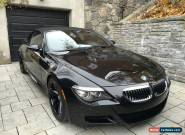 BMW : M6 M6 for Sale