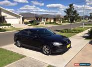 VW Volkswagen Jetta 1.4 TSI 2011 MY12 turbo supercharged LOW RESERVE for Sale