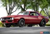 Classic 1968 Chevrolet Camaro for Sale