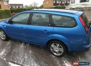 Ford Focus 2.0 GHIA Tdci 54 MOT'd Estate towbar for Sale