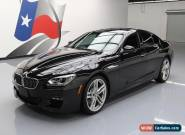 2014 BMW 6-Series Base Sedan 4-Door for Sale