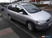 vauxhall zafira diesel automatic WJ54 VST for Sale