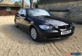 Classic BMW 3 Series 2.0 320d SE 4dr Manual Black for Sale