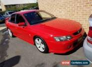 2004 Holden Commodore VY II SS Red Automatic 4sp A Sedan for Sale