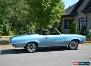 1970 Buick Skylark for Sale