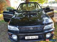 Subaru Impreza WRX MY00 Special Edition for Sale