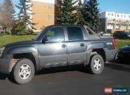 2003 Chevrolet Avalanche for Sale