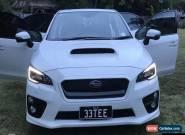 2016 Subaru WRX premium for Sale
