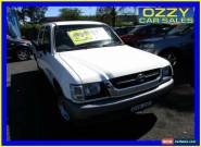 2001 Toyota Hilux RZN149R White Automatic 4sp A Dual Cab Pick-up for Sale