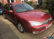Ford Mondeo 2.0 Zetec for Sale