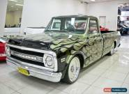 1970 Chevrolet C10 Green Automatic A Utility for Sale