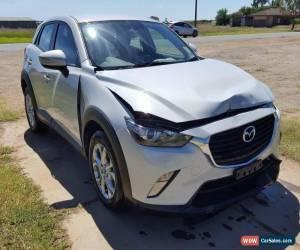 Classic 2016 MAZDA CX-3 MAXX DK 2.0L 6SPD MANUAL 8KM AS NEW LIGHT DAMAGE REPAIRABLE CX3 for Sale
