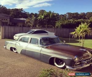 Classic 1955 desoto air bagged accu air for Sale