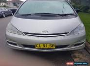 2003 Toyota Tarago for Sale