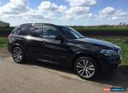 2014 BMW X5 XDRIVE40D M SPORT AUTO BLACK for Sale