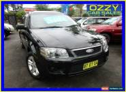 2009 Ford Territory SY Mkii TX (RWD) Black Automatic 4sp A Wagon for Sale