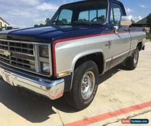 Classic 1985 Chevrolet Other Pickups Silverado for Sale