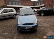 2003 FORD FOCUS 1.6 ZETEC BLUE ESTATE.MOT 12 MONTHS for Sale