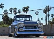 1958 Chevrolet Other Pickups Base for Sale