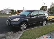 HONDA CRV LUXURY LEATHER 6SPD MANUAL LIKE CX5 SUBARU RAV4 NISSAN  for Sale