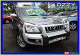 Classic 2006 Toyota Landcruiser Prado GRJ120R GXL (4x4) Grey Manual 6sp M Wagon for Sale