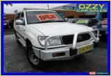 Classic 2000 Toyota Landcruiser FZJ105R GXL (4x4) White Manual 5sp M Wagon for Sale