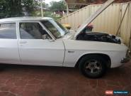 1980 Holden Kingswood Sedan - RELUCTANT SALE for Sale