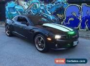 Chevrolet: Camaro 2SS for Sale