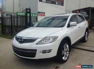 2007 Mazda CX-7 ER Luxury (4x4) White Automatic 6sp A Wagon for Sale