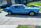 Classic 1966 Ford Mustang Base for Sale