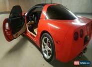 Chevrolet: Corvette for Sale