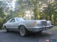 1977 Ford Thunderbird for Sale
