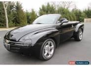 2003 Chevrolet SSR Base Convertible 2-Door for Sale
