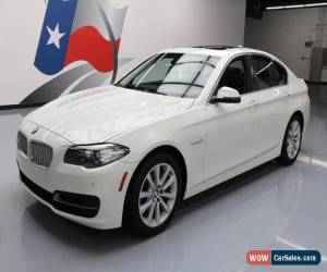 Classic 2014 BMW 5-Series Base Sedan 4-Door for Sale