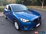 2012 Mazda CX-5 Maxx Sport (4x4) Sky Blue Automatic 6sp A Wagon for Sale