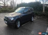 BMW X3 2.0D 2006 for Sale