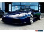 Lamborghini: Murcielago Base Coupe 2-Door for Sale