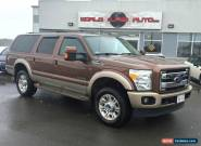 2012 Ford Excursion for Sale