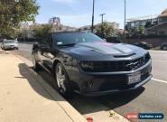 2012 Chevrolet Camaro 2SS Convertible 2-Door for Sale