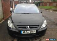 peugeot 307S HDI 110HP for Sale