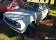 Holden UC Torana Sunbird Sedan for Sale