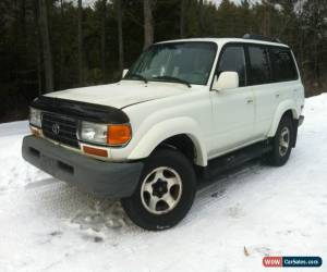 Classic 1995 Toyota Land Cruiser for Sale