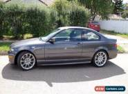 BMW: 3-Series 330 Ci ZHP/M Series (Canadian) for Sale